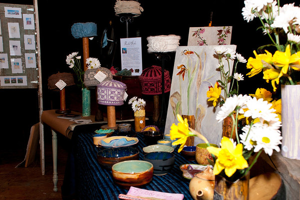 Vermont Artisan Trunk Show