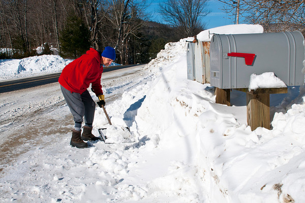 Snow Storm Clean Up