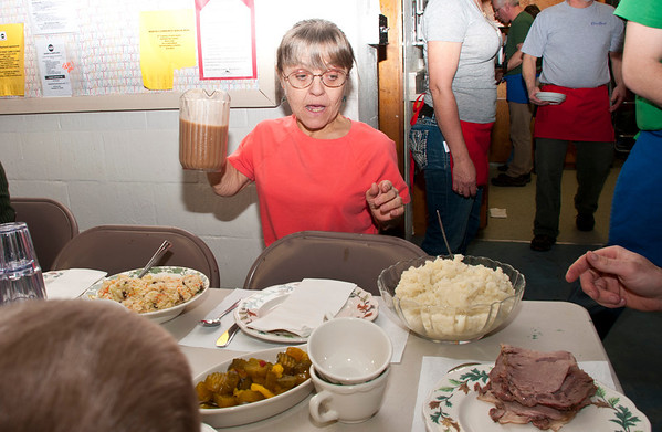 Roast Beef Supper